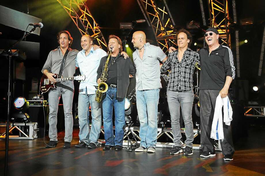 Contributed photo Mike DelGuidice and Big Shot will perform their Billy Joel tribute show at the Palace Theater in Waterbury. Photo: Journal Register Co.