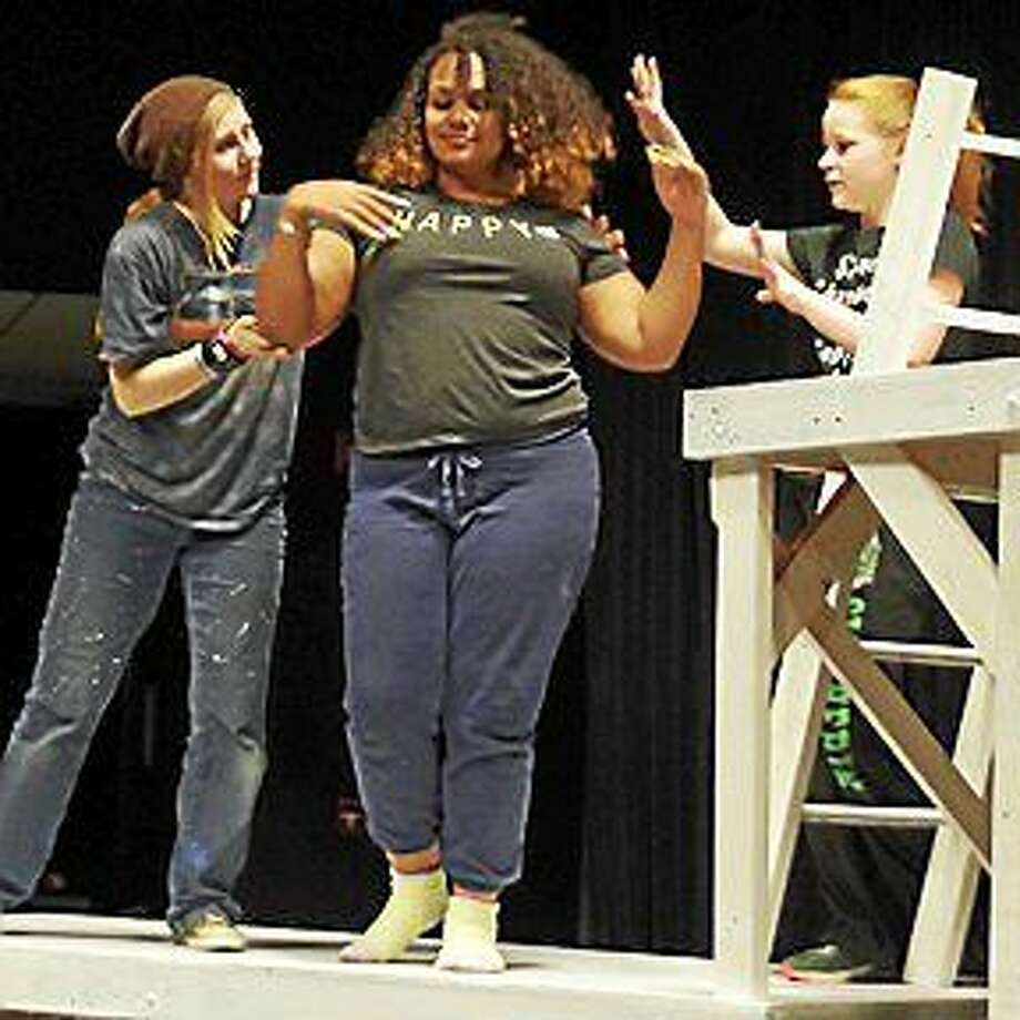 """Contributed photo """"A Midsummer Night's Dream"""" will open March 19 at HYPERLINK """"http://www.oddfellows.org""""Oddfellows Playhouse Youth Theater featuring the talents of over 25 young people on stage and behind the scenes. The company has been rehearsing since January and is excited to welcome spring with this youthful, effervescent production of Shakespeare's delightful comedy. Photo: Journal Register Co."""