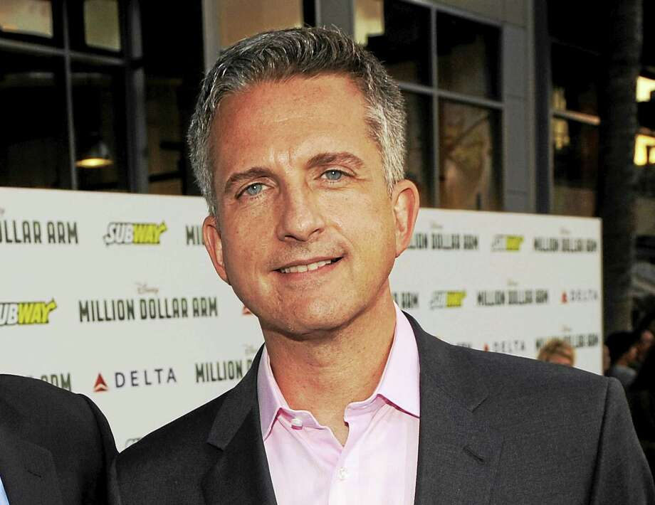 HBO has signed ex-ESPN personality Bill Simmons. Photo: Chris Pizzello — The Associated Press File Photo  / Invision