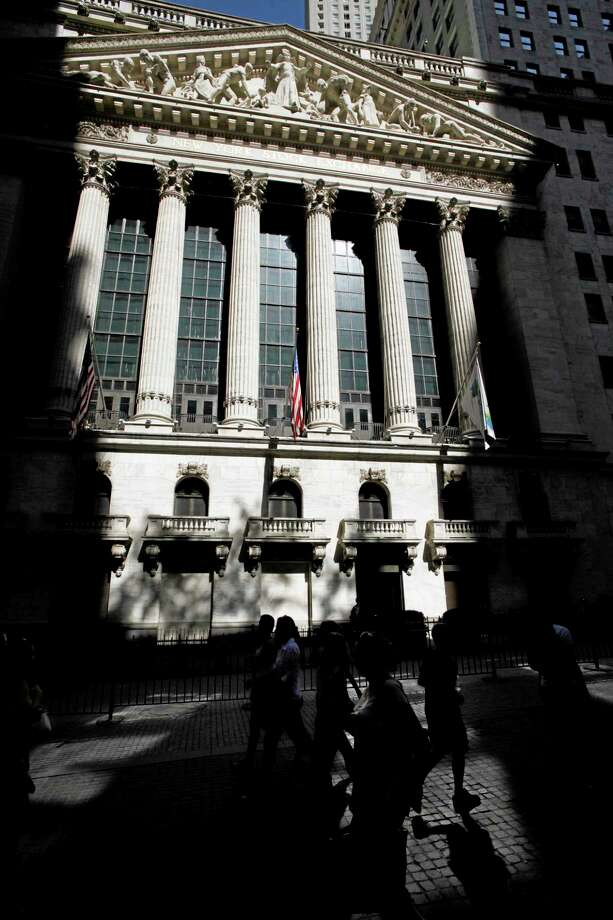 The New York Stock Exchange. Photo: Mark Lennihan — The Associated Press  / AP