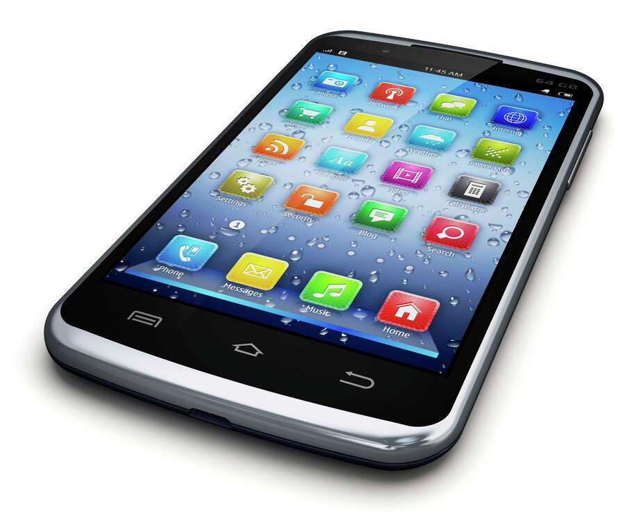 Modern touchscreen smartphone Photo: Getty Images/iStockphoto / iStockphoto