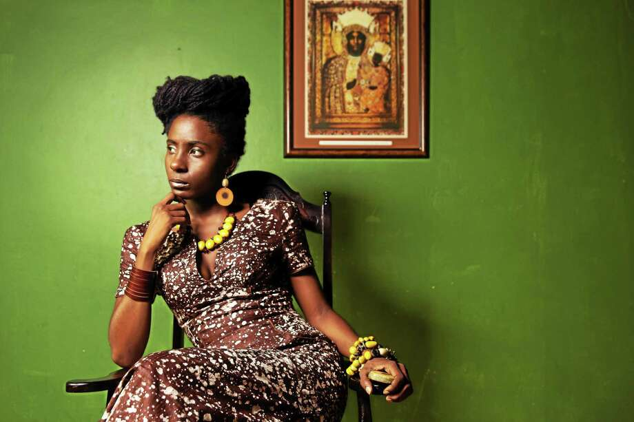 Contributed photo Jamaican recording artist Jah9 and Jamaicaís award-winning Dubtonic Kru will be warming up the stage at Infinity Music Hall July 30. Photo: Journal Register Co.