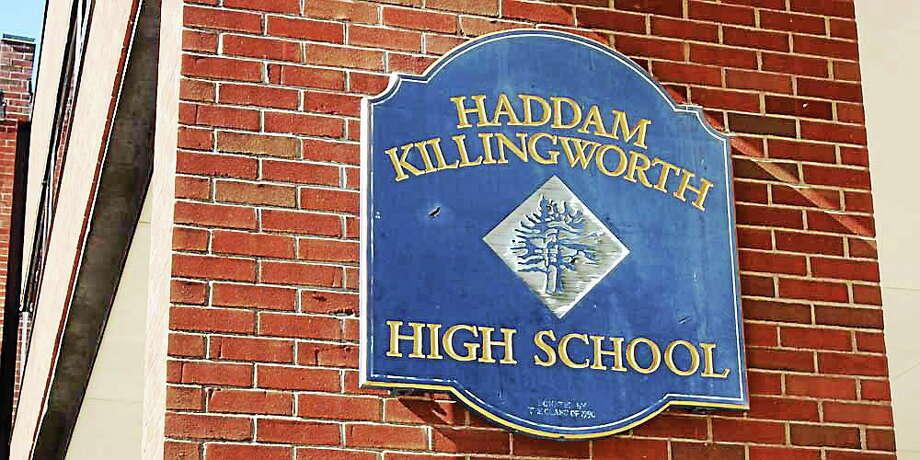 Haddam-Killingworth High School Photo: Courtesy Photo