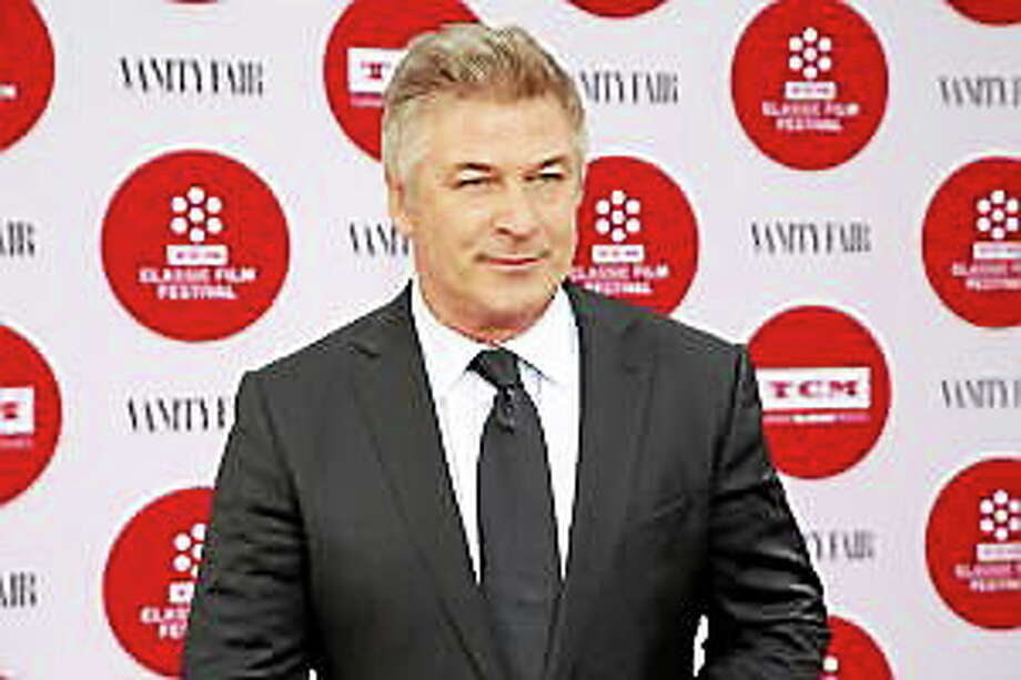 In this April 10, 2014, file photo, Alec Baldwin arrives 2014 TCM Classic Film Festival's Opening Night Gala at the TCL Chinese Theatre in Los Angeles. Photo: (Annie I. Bang — The Associated Press) / Invision net