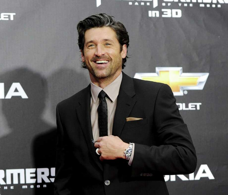 """In this June 28, 2011 photo, actor Patrick Dempsey attends the """"Transformers: Dark Of The Moon'"""" premiere in Times Square in New York. Photo: AP Photo/Evan Agostini, File  / AGOEV"""