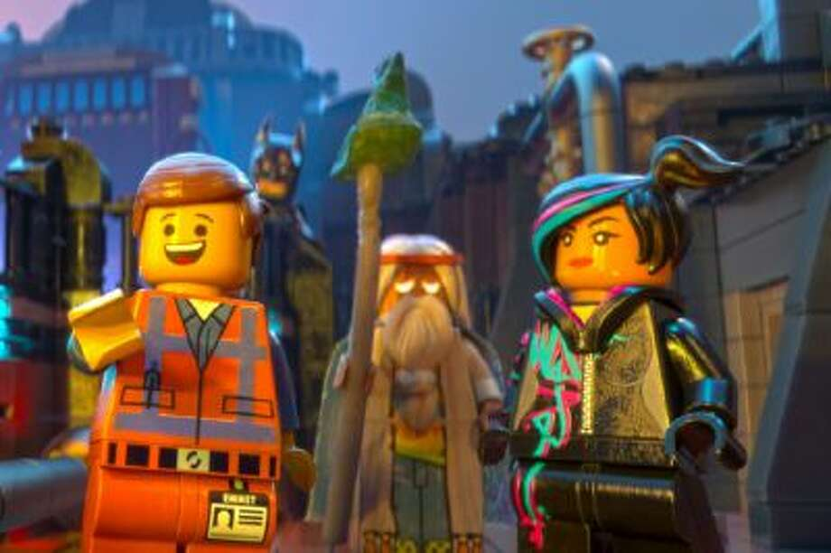 """There are so many things to like about """"The Lego Movie,"""" including a great voice cast and clever dialogue."""