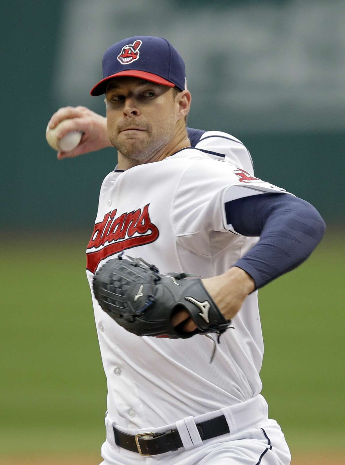 Trading for newly crowned American League Cy Young Award winner Corey Kluber is just one of the fine personnel moves Orange's Chris Antonetti has made as general manager of the Cleveland Indians.