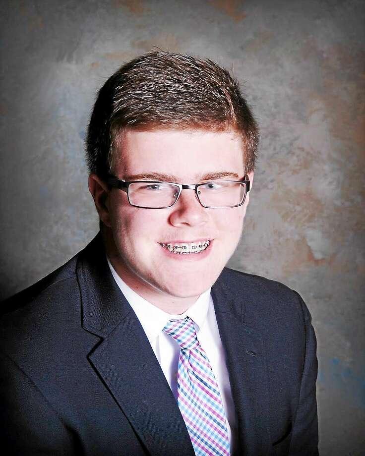 Stephen Palluotto of Middletown Photo: Courtesy Photo