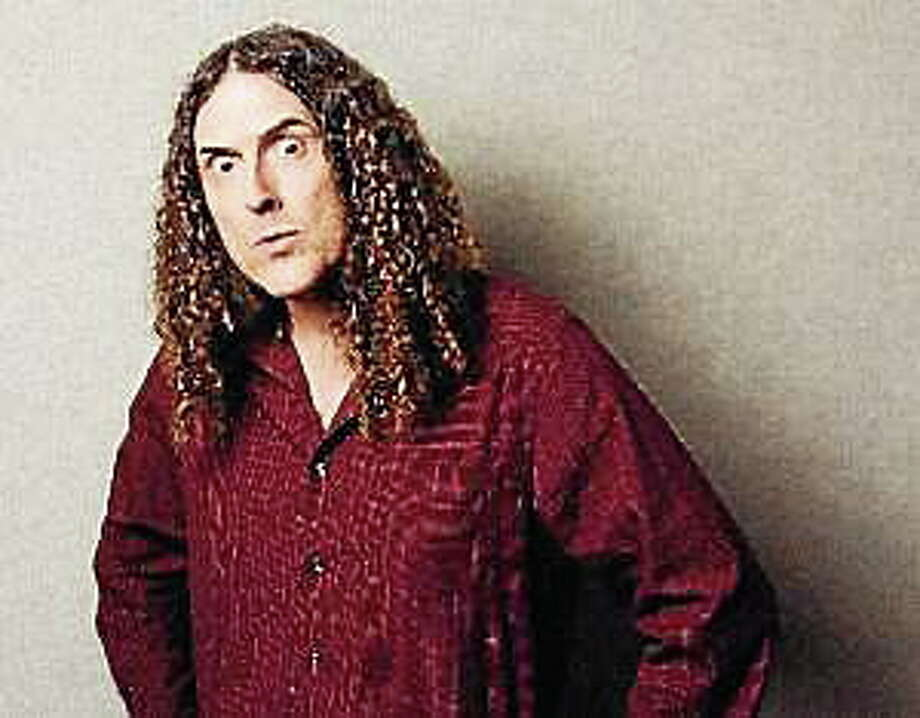 In this July 17, 2014 photo, Weird Al Yankovic poses for a portrait in Los Angeles. Photo: (Casey Curry — The Associated Press)
