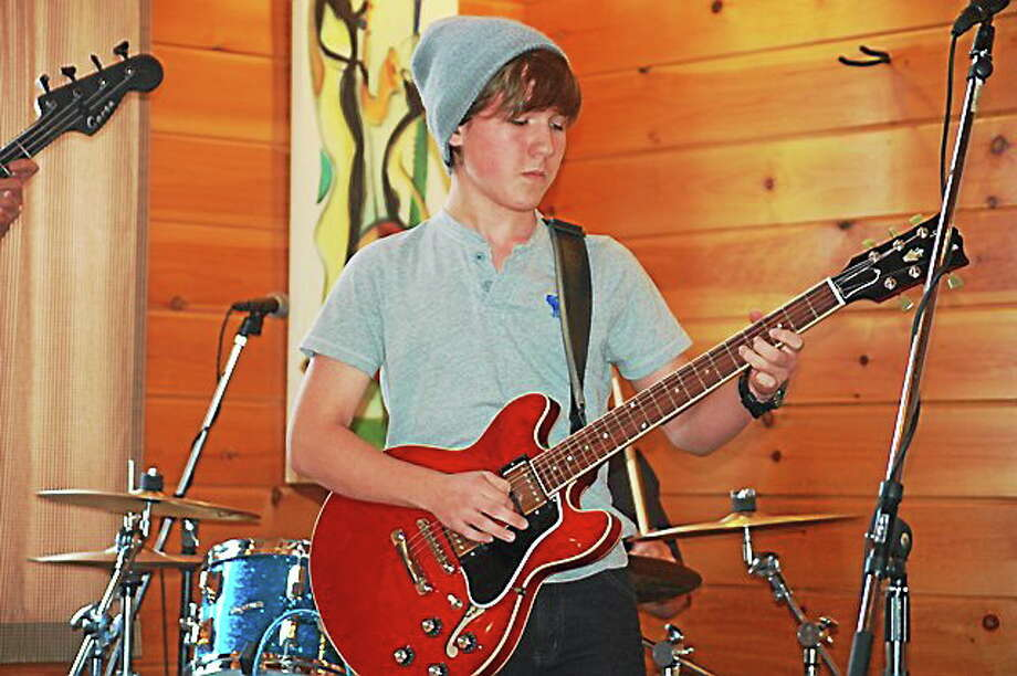 Photo by Dom Forcella Jake Kulak will be one of the Young Guns at Black-eyed Sallyís Friday. Photo: Journal Register Co.