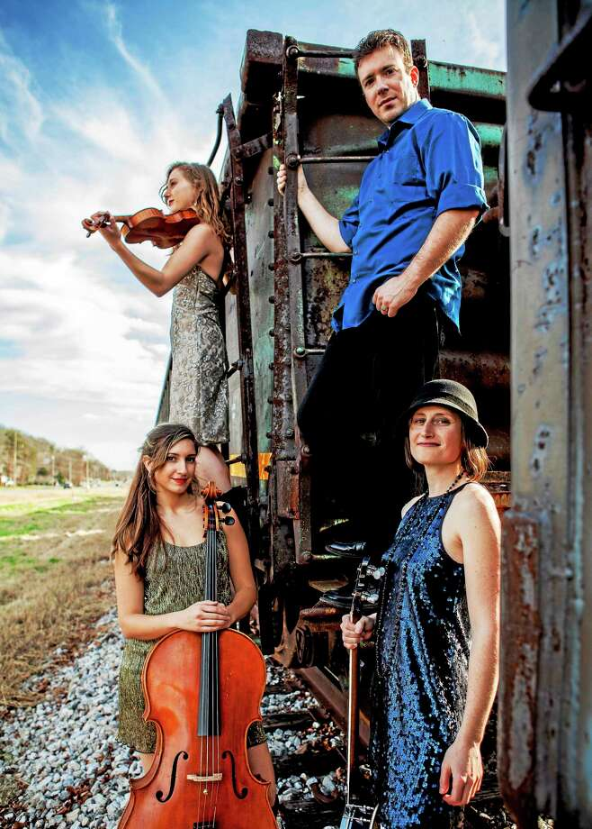 Submitted photo - Harpeth Rising Harpeth Rising will perform at the Buttonwood Tree on Feb. 15. Photo: Journal Register Co.
