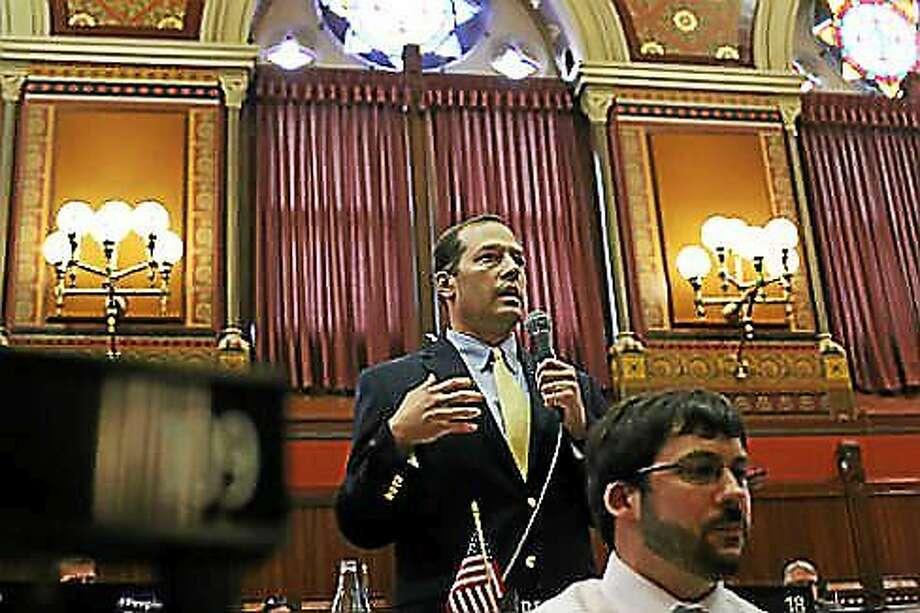 Rep. Andrew Fleischmann, D-West Hartford Photo: Christine Stuart — CT News Junkie