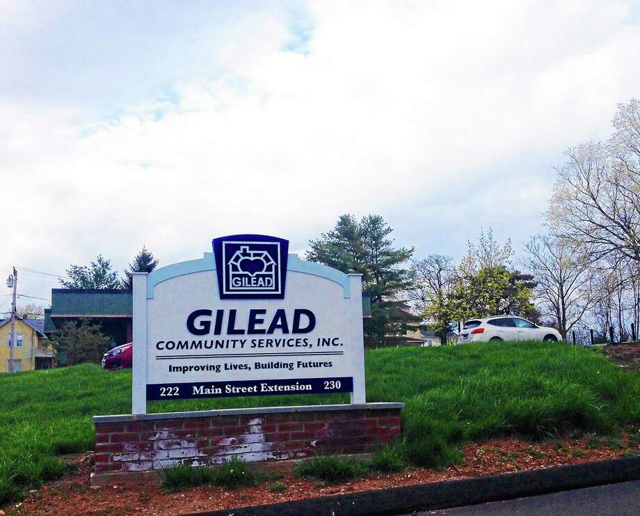 Gilead Community Services in Middletown Photo: File Photo ¬