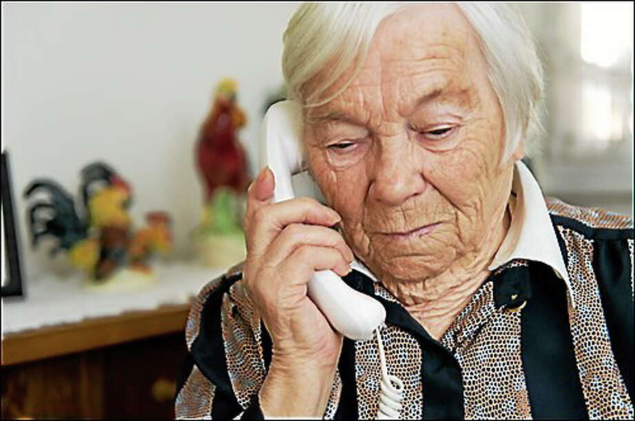 Courtesy Federal Bureau of Investigations ¬ The Cromwell Police department is warning people of a scam going around that targets grandparents. Photo: Journal Register Co. / CHRISTIAN RUMMEL