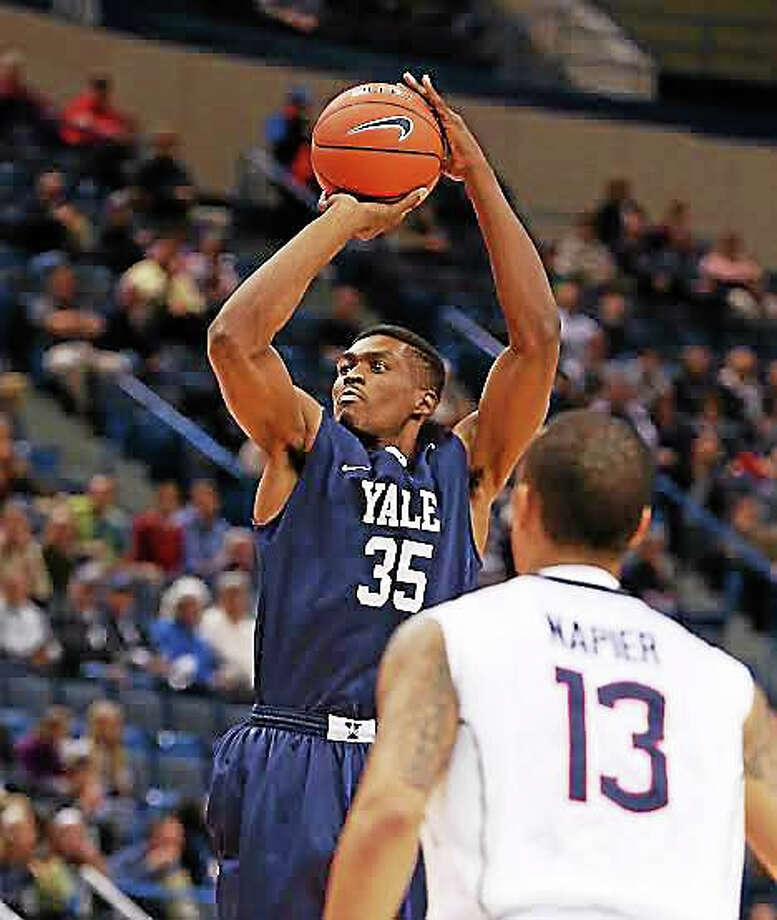 Yale senior Brandon Sherrod will be back on the basketball court this season after touring the world with the Whiffenpoofs. Photo: Submitted Photo