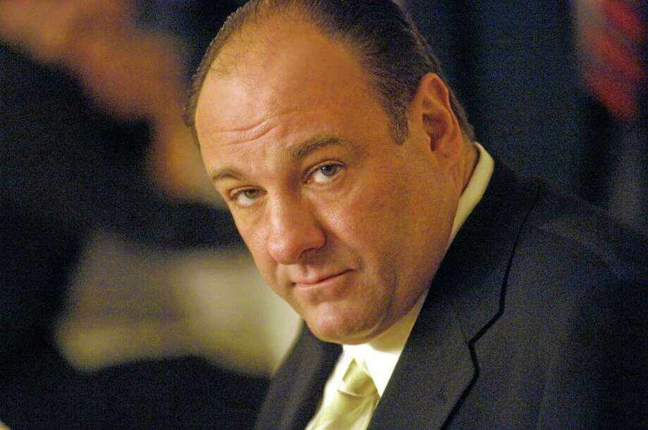 "This undated publicity photo, released by HBO, shows actor James Gandolfini in his role as Tony Soprano, head of the New Jersey crime family portrayed in HBO's ""The Sopranos."" Photo: AP Photo/HBO, Barry Wetcher, File  / HBO"