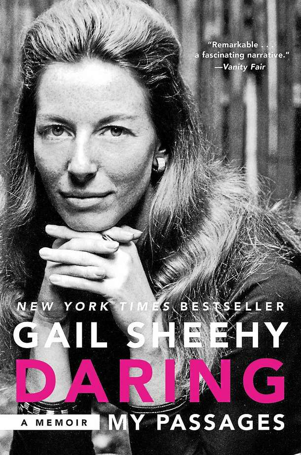 """Author and journalist Gail Sheehy's latest book is """"Daring: My Passages."""" She'll be keynoting the chamber's leadership conference at the Crowne Plaza Cromwell. Photo: Courtesy Photo"""