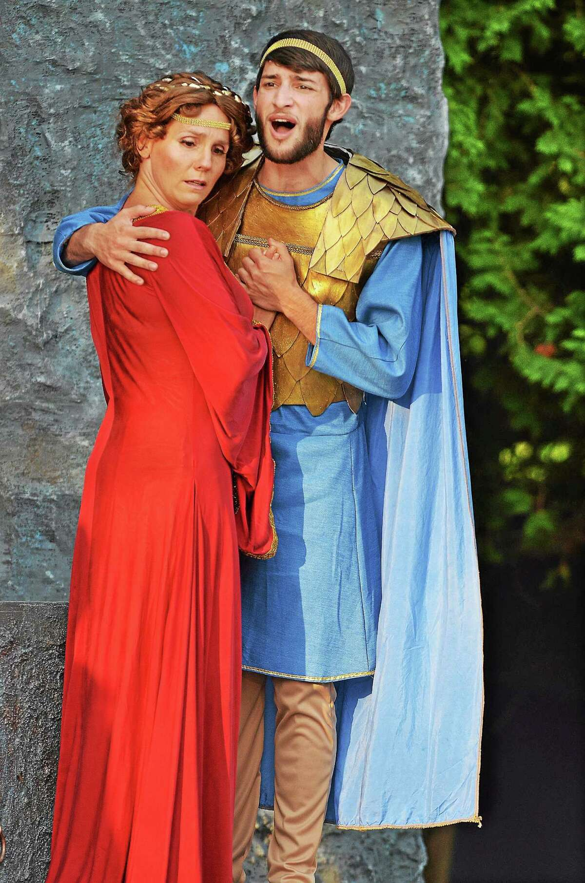 Artfarm's presentation of King Lear is in its ninth season of professional Shakespeare in the Grove at Middlesex Community College at 100 Training Hill Road in Middletown.