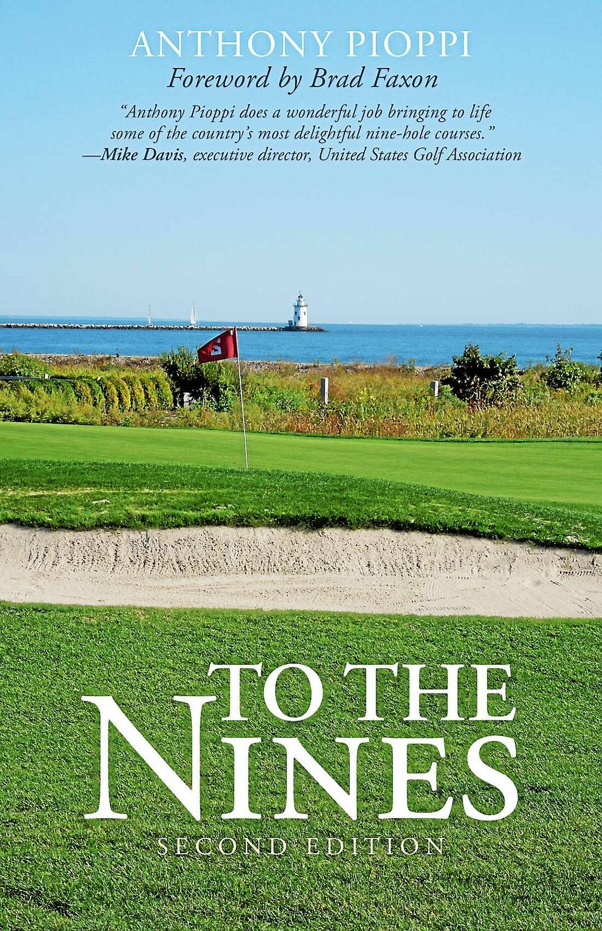 """The second edition of """"To The Nines,"""" written by Middletown's Anthony Pioppi, can be found at Barnes & Nobles and on Amazon."""