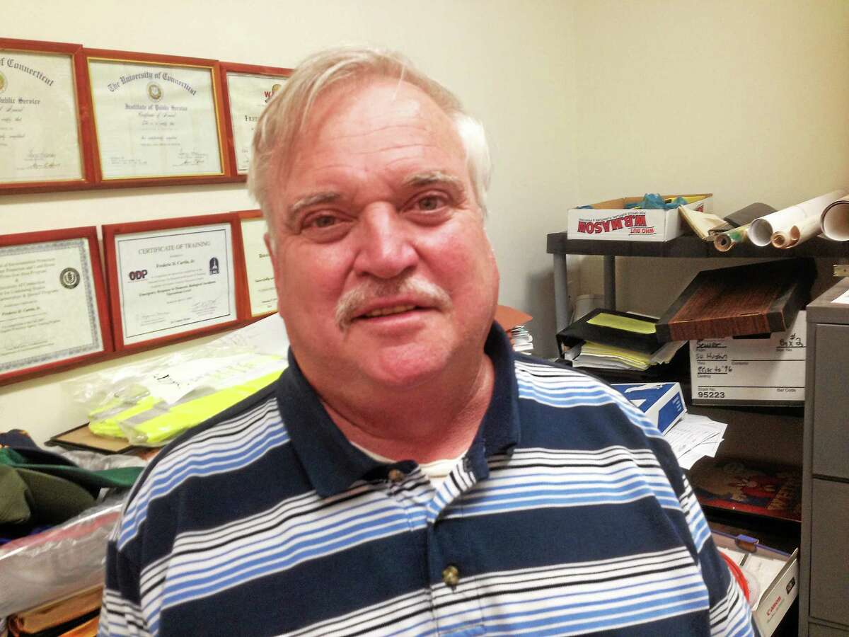 Fred Curtin, Cromwell's longtime zoning enforcement officer, is retiring.