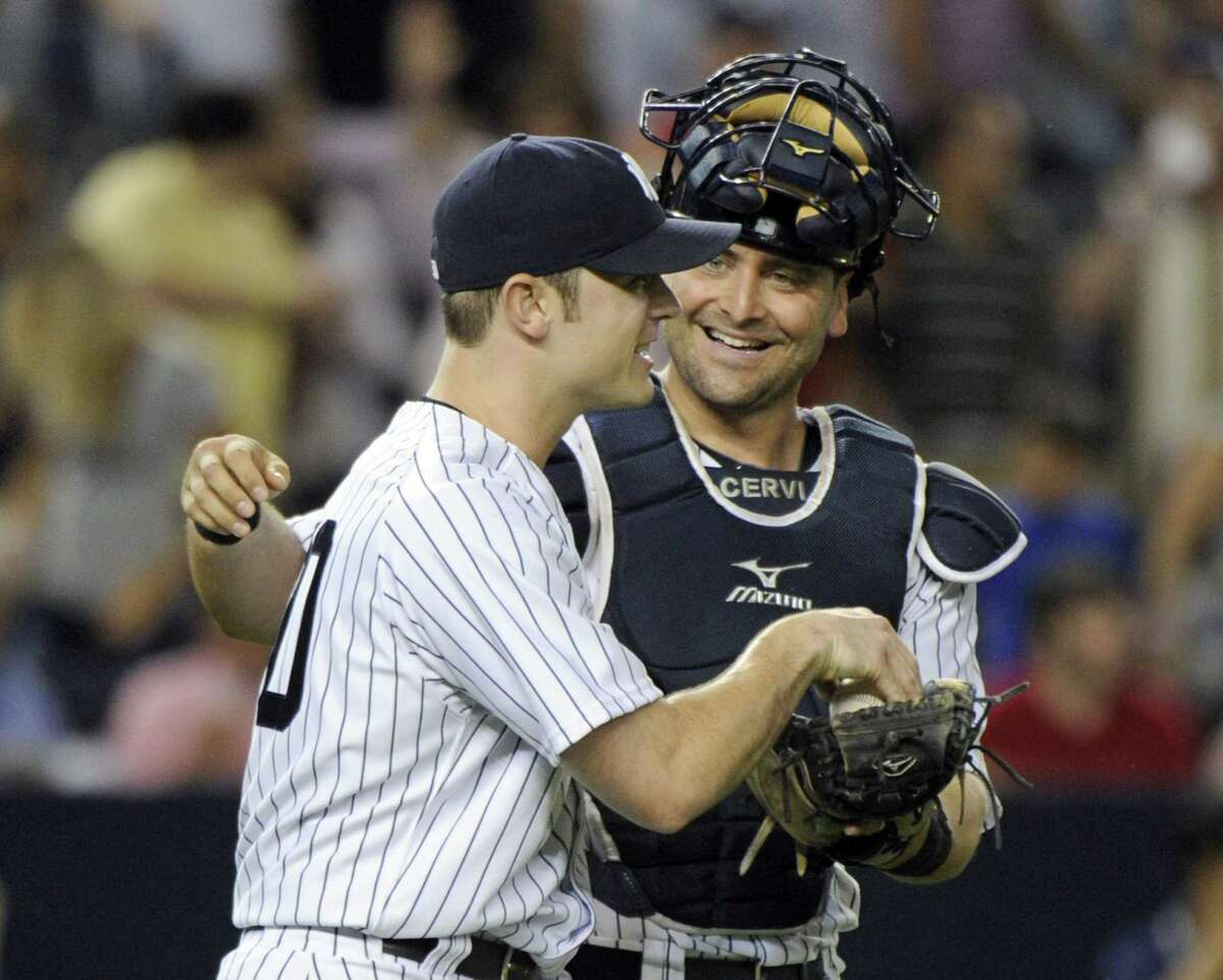 The New York Yankees traded catcher Francisco Cervelli to the Pittsburgh Pirates.