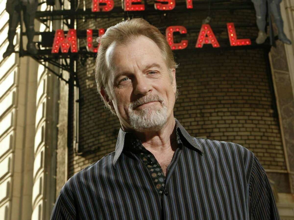 FILE - This July 1, 2008 file photo shows actor Stephen Collins posing for a picture outside of the Shubert Theatre in New York. A trial to end Collinsí marriage of nearly 30 years and divide assets with his wife Faye Grant is scheduled to begin in a Los Angeles courtroom on Wednesday, Nov. 12, 2014. (AP Photo/Seth Wenig, File)