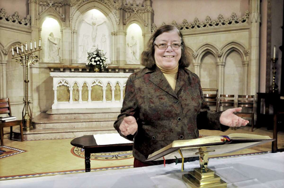 The Rev. Maggie Minnick, of The Church of the Holy Trinity at 381 Main St. in Middletown, is retiring in March after 18 years as rector of the Episcopal Church.
