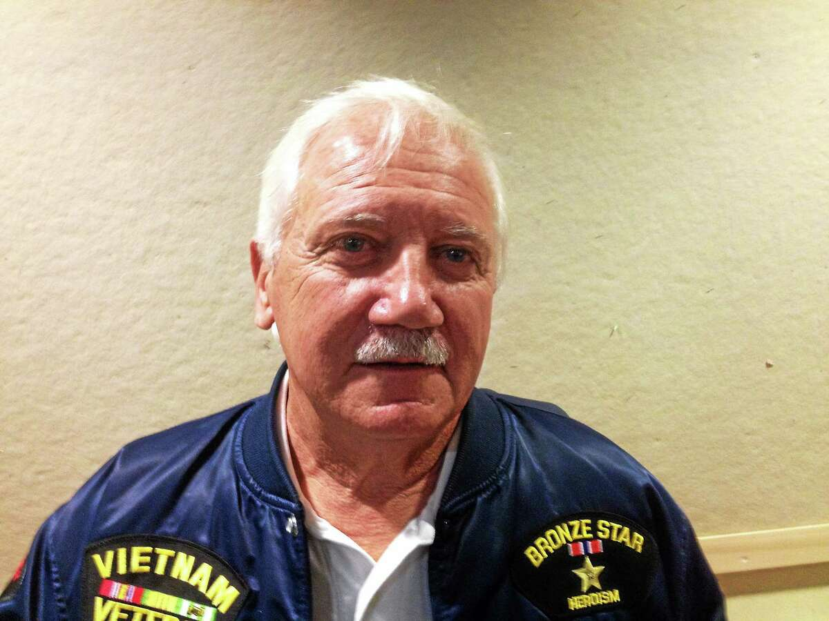 Tom Goglia of Middletown served four years in the Air Force during the height of the Vietnam War.