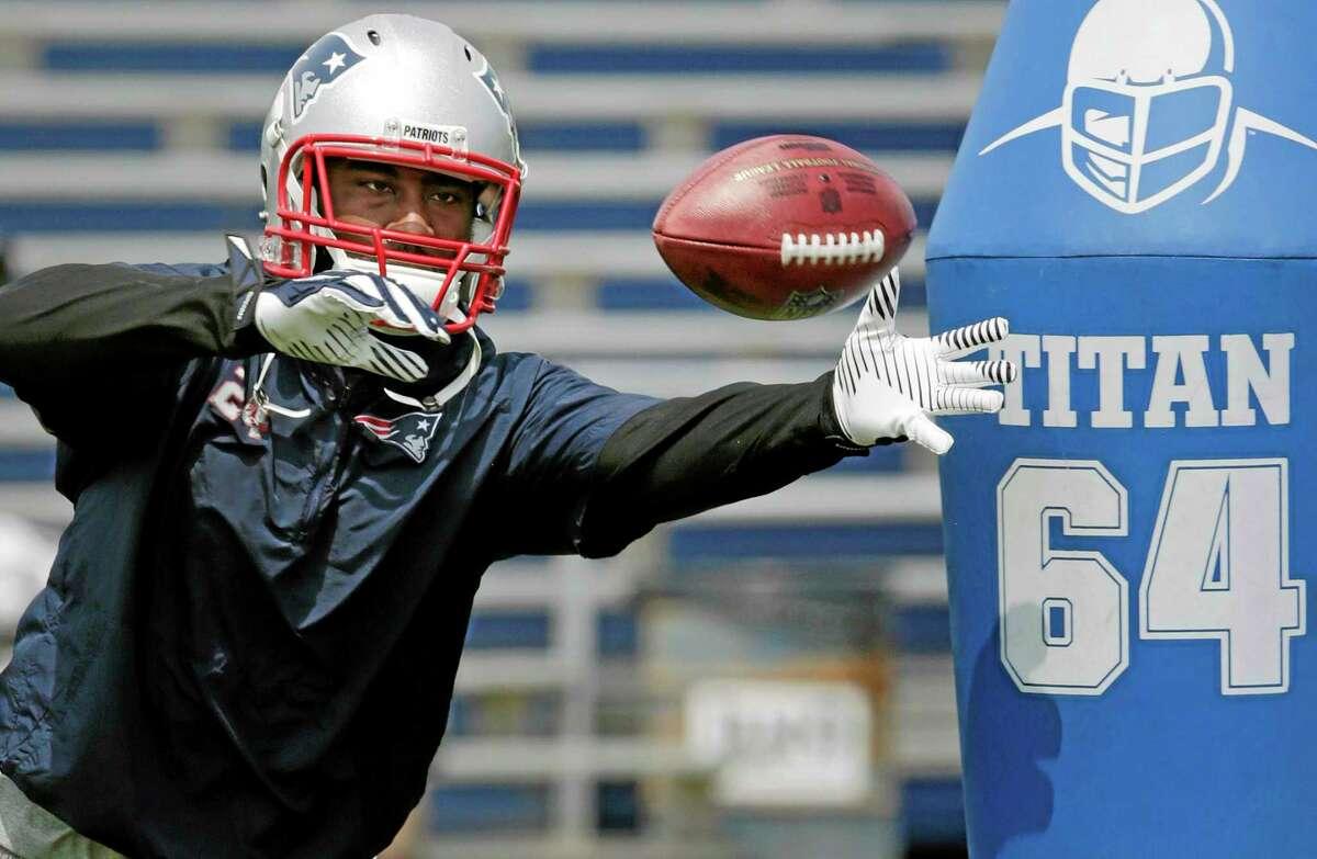 Cornerback Darrelle Revis is a big part of the Patriots revamped defense entering this season.