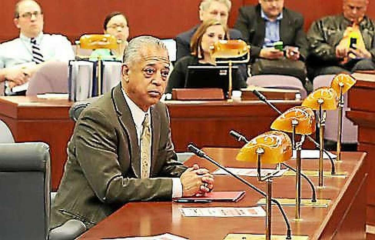 Hartford Mayor Pedro Segarra