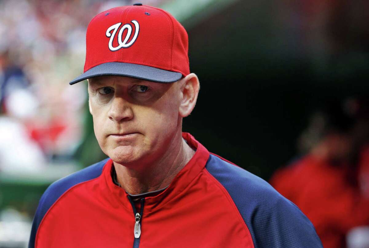 Washington Nationals manager Matt Williams has been chosen National League Manager of the Year.
