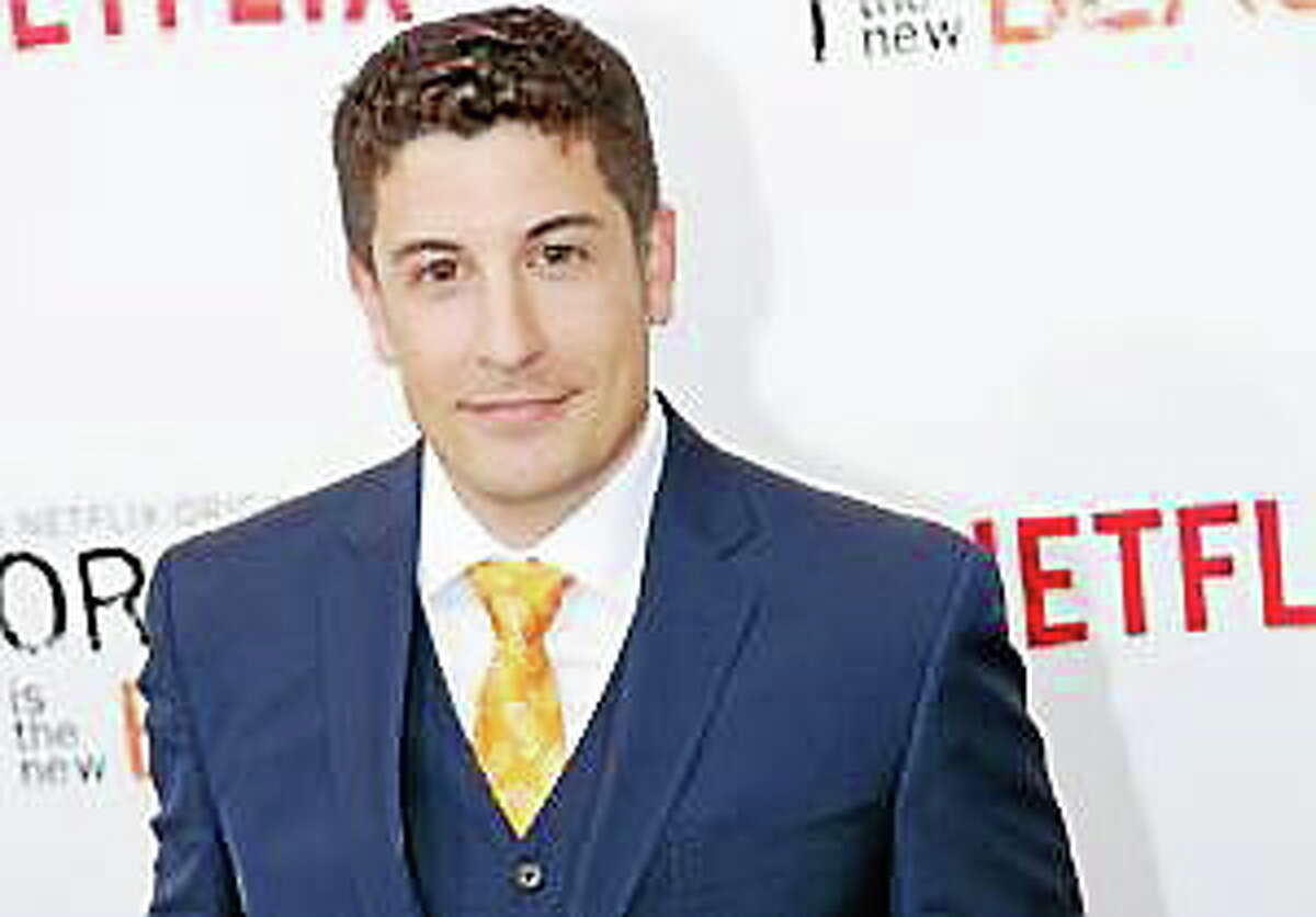 """Jason Biggs attends Netflix's """"Orange Is The New Black"""" Season 2 premiere at the Ziegfeld Theatre on Thursday, May 15, 2014, in New York."""