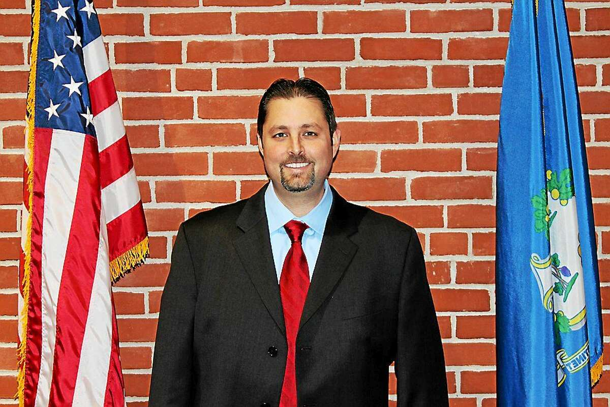 Cromwell Mayor Enzo Faienza ran unopposed on Election Day.
