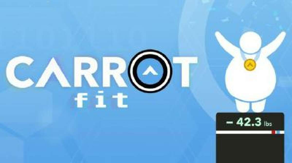 Carrot Fit uses tough love to get you fit.