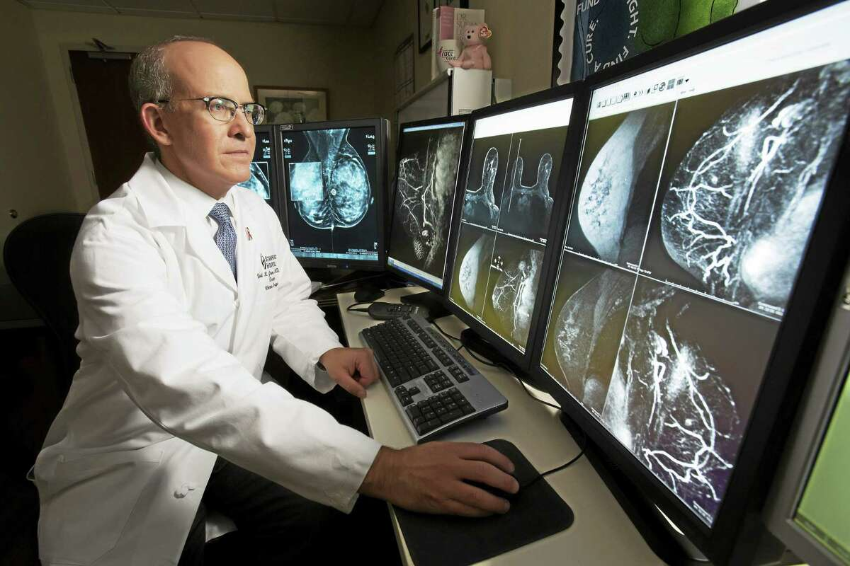Dr. David Gruen, director of Women's Imaging and co-director of the Breast Center at Stamford Hospital (contributed photo)