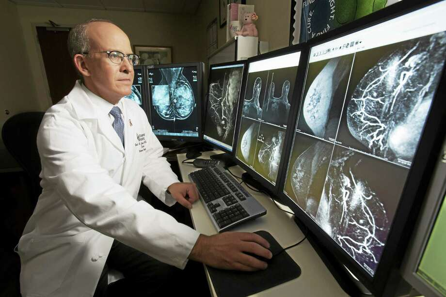 Dr. David Gruen, director of Women's Imaging and co-director of the Breast Center at Stamford Hospital (contributed photo) Photo: Journal Register Co. / ©2013 Richard Freeda All Rights Reserved