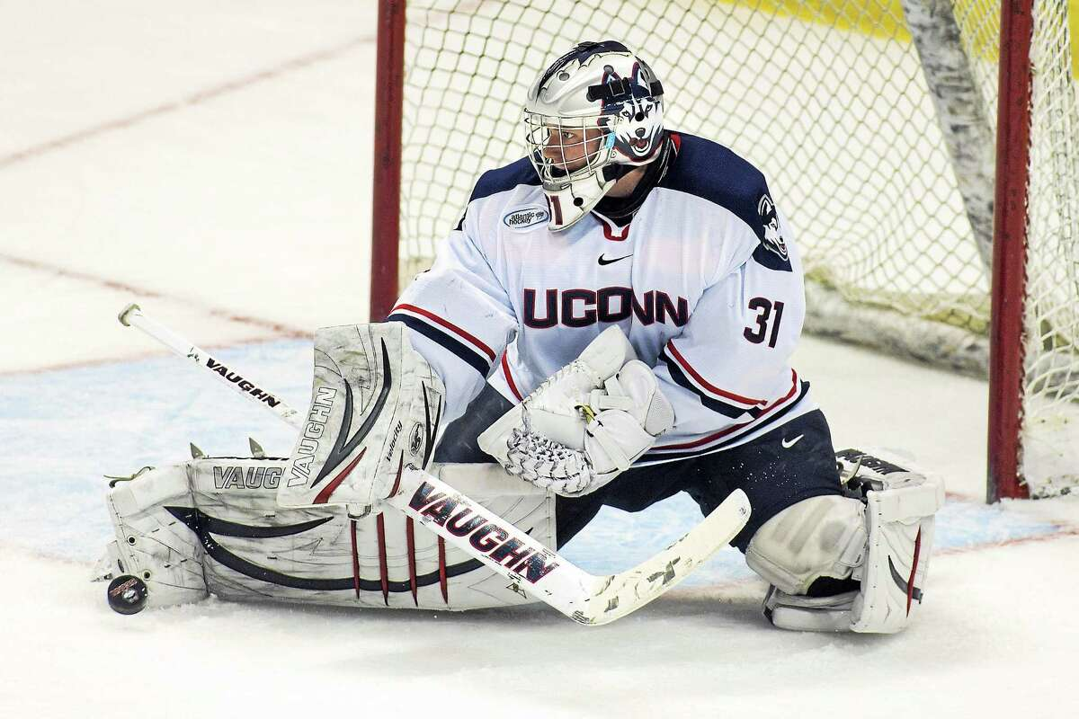 The UConn hockey team is already on the fast track to success. According to Register sports columnist Chip Malafronte, Connecticut fans always support the Huskies, the team is a member of Hockey East and they have the perfect coach. A national title is inevitable.