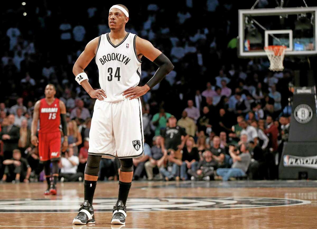 Paul Pierce has officially signed with the Washington Wizards.
