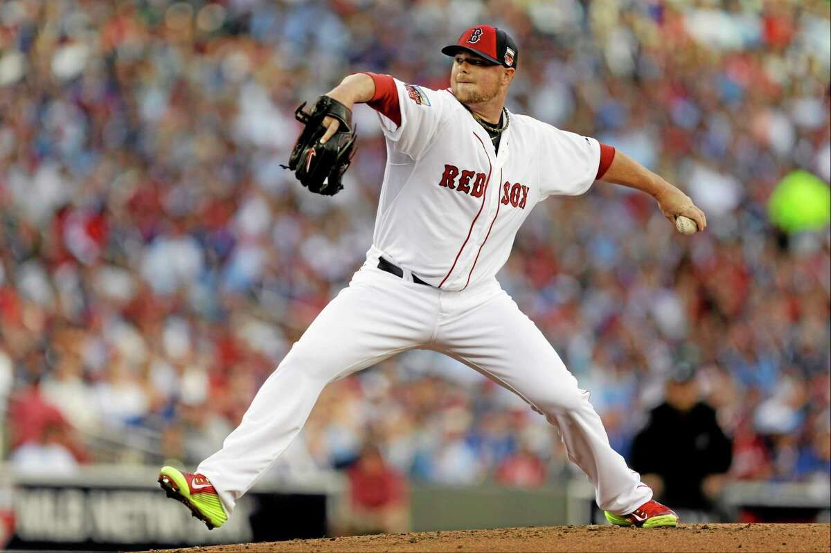 Jon Lester and the Boston Red Sox will be looking to make a move up the standings in the second half of the season.