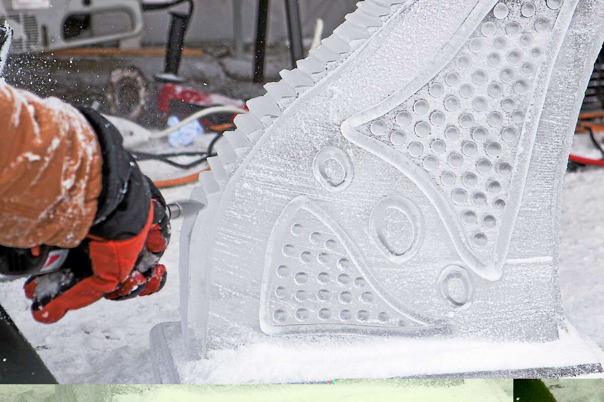 An ice carving competition, with professional and student carvers, will be held from 10:30 a.m. to 1 p.m. on Feb. 16 during the annual Chester Winter Carnivale.