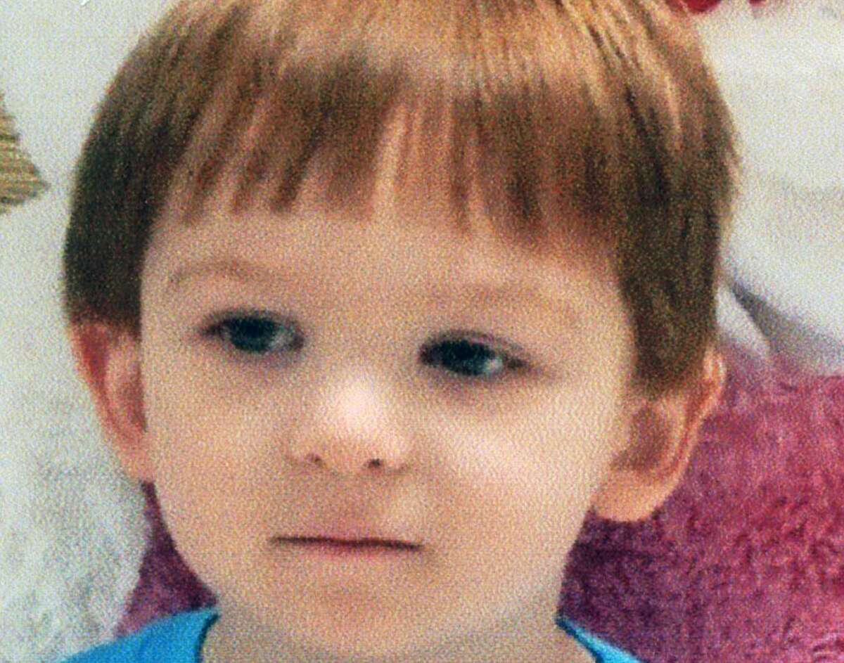 This undated photo provided by the Chester County District Attorney's Office, in Pennsylvania, shows 3-year-old Scott McMillan. Gary Lee Fellenbaum and Jillian Tait were charged Thursday, Nov. 6, 2014, with murder in the death of Scott, who was Tait's son. (AP Photo/Chester County District Attorney's Office)