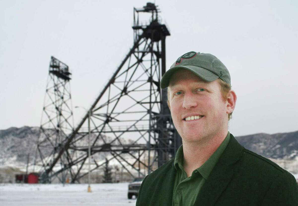 In this photo taken on Dec. 20, 2013, Robert OíNeill a former Navy Seal team member, poses for a photo in Butte, Mont. O'Neill, a retired Navy SEAL who says he shot bin Laden in the head, publicly identified himself Thursday, Nov. 6, 2014, amid debate over whether special operators should be recounting their secret missions. One current and one former SEAL confirmed to The Associated Press that O'Neill was long known to have fired the fatal shots at the al-Qaida leader. (AP Photo/The Montana Standard, Walter Hinick)