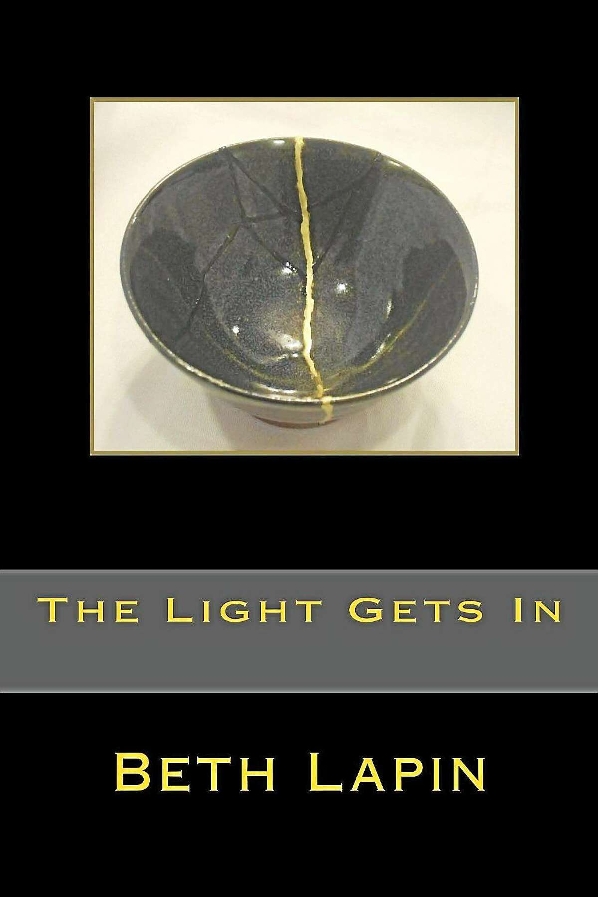 """Courtesy Beth Lapin Local author and Middletown resident Beth Lapin has released her second book, """"The Light Gets In,"""" a sequel to her first novel."""