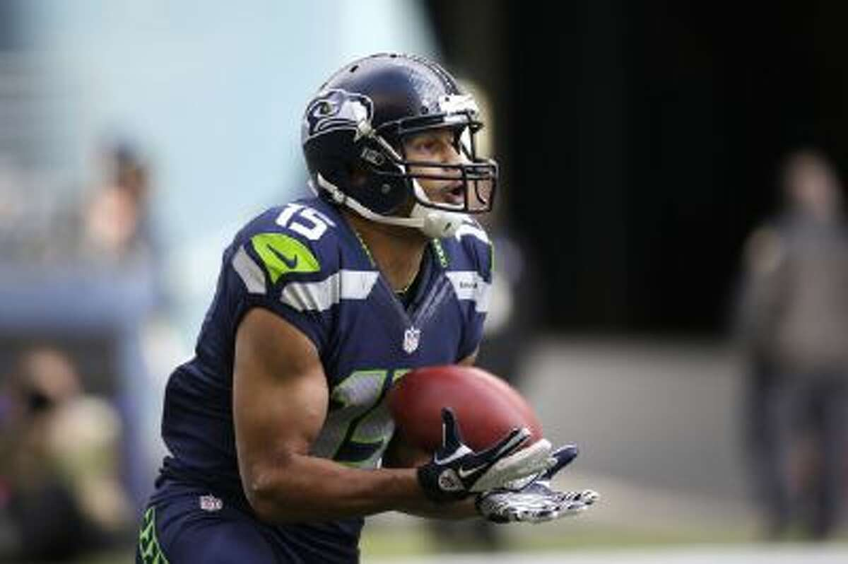 Seattle Seahawks' Jermaine Kearse plays a lead role for the Seahawks.