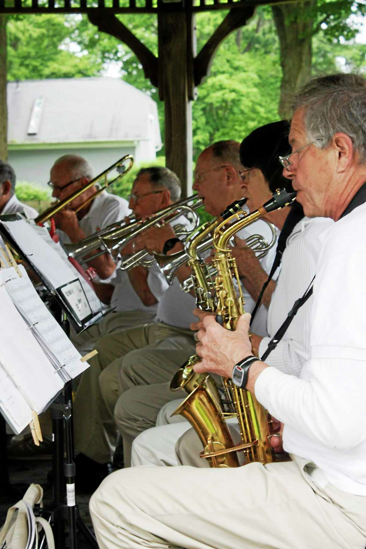 Photo courtesy of the Community Music School Members of the Community Music School will perform this summer in Centerbrook and other area towns.