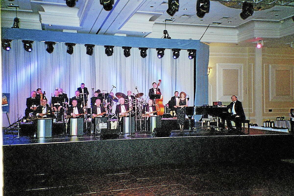 Submitted photo - The Big Band Bob Hughesí The Big Band will perform swing and standards from The Great American Songbook at a free concert on the Essex Green on Saturday, July 26.