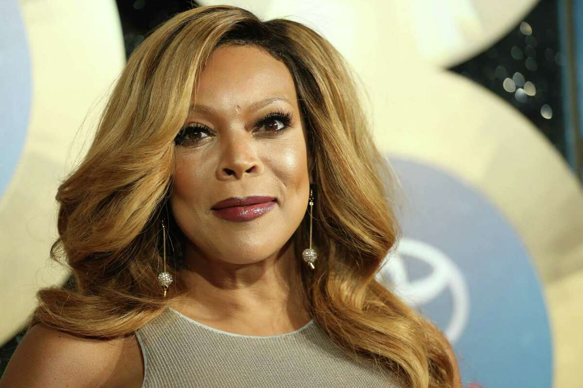 In this Nov. 7, 2014 photo, TV talk show host Wendy Williams arrives during the 2014 Soul Train Awards in Las Vegas. Williams has hosted her own talk show since 2008.