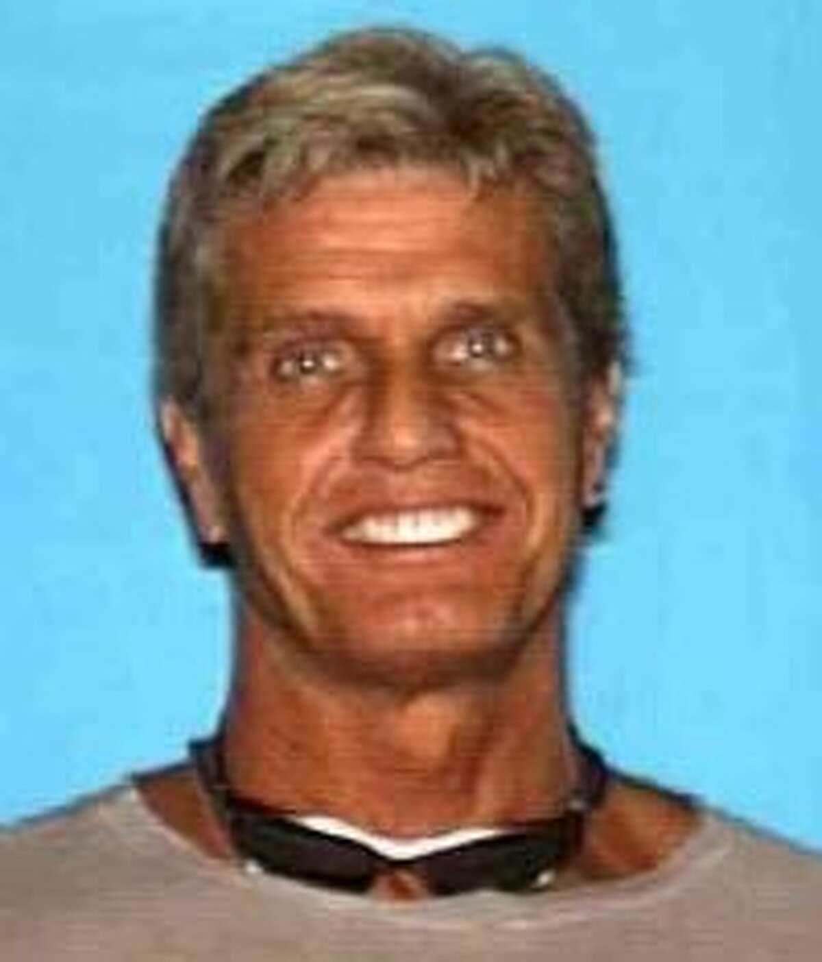 This photo released by the Los Angeles County Sheriffís Department shows missing 20th Century Fox executive Gavin Smith who was last seen May 1, 2012. The Los Angeles County coroner's office confirmed early Thursday Nov. 6, 2014 that the remains of Gavin Smith have been positively identified.