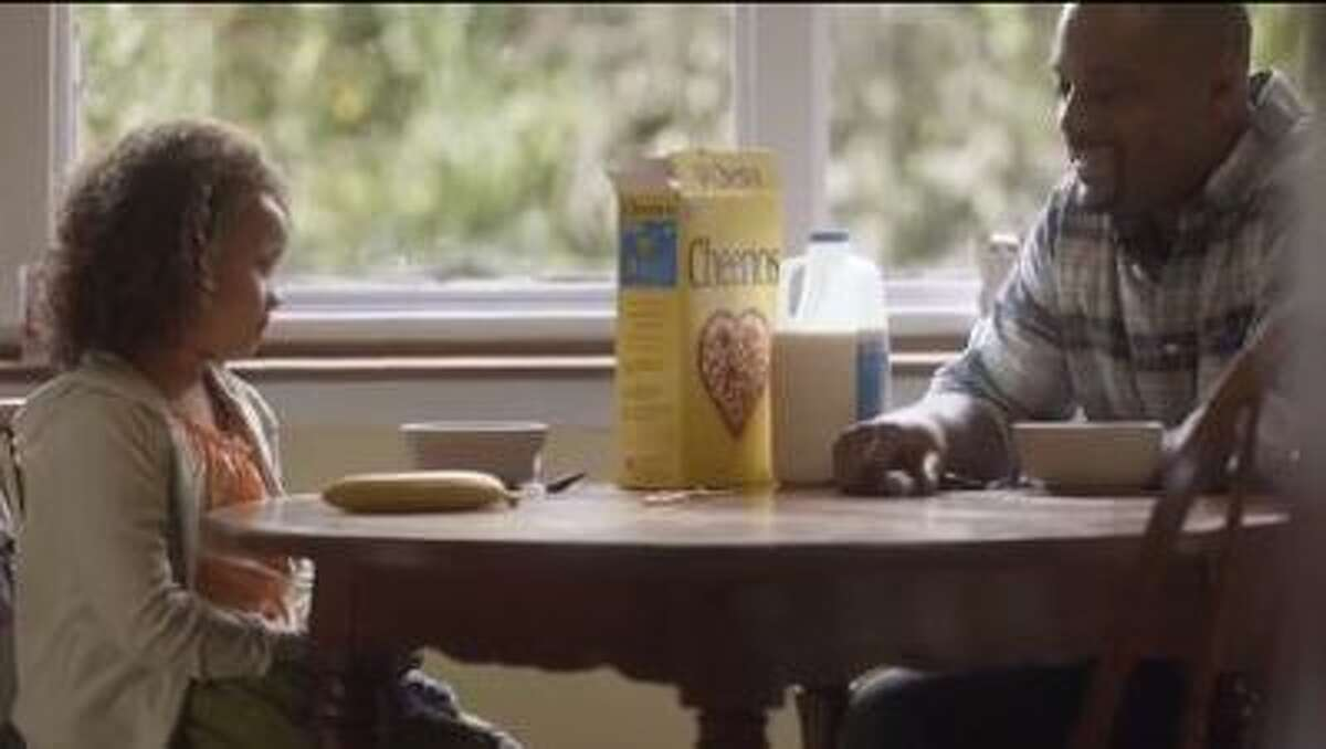 Cheerios commercial for Super Bowl XLVIII