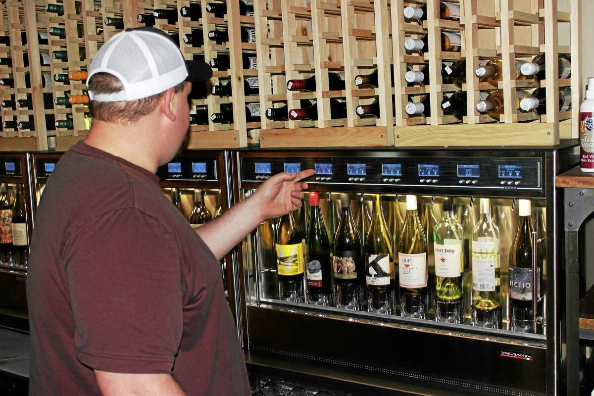 Nine of 14 businesses in Middlefield and Durham reportedly failed state liquor control compliance checks and face charges from Connecticut's Department of Consumer Protection.